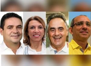 Ibope: Cartaxo lidera disputa para Prefeitura de JP com 52% e Cida tem 23%