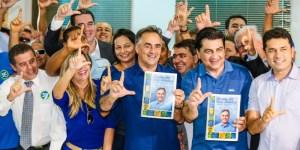 Cartaxo reúne neste sábado candidatos a vereador da Coligação Força da União por JP