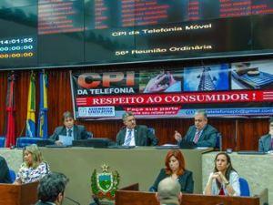 CPI da Telefonia assegura investimentos de R$ 33 milhões da Oi na Paraíba