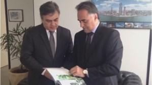 Cássio participa da agenda de campanha de Luciano Cartaxo nesta quarta-feira