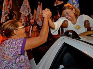 """Movimento popular declara a apoio a Cida: """"compromisso com a população"""""""