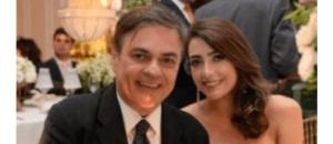 Cássio Cunha Lima se casa neste sábado em JP numa cerimônia reservada à familiares