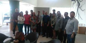 Mesmo após reunião com Cartaxo, vereadores reafirmam apoio a Marcos Vinícius
