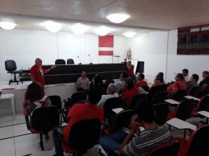 Eleição na CMJP: PT ratifica apoio do partido à candidatura do tucano Marcos Vinícius