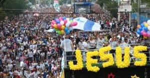 """Marcha para Jesus acontece neste sábado em JP e traz Ministério """"Trazendo a Arca"""""""