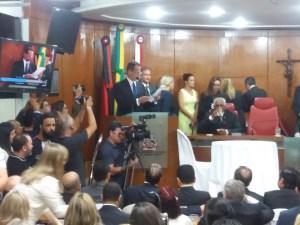 Com voto de Durval e uma abstenção, Marcos Vinicius se elege presidente da CMJP