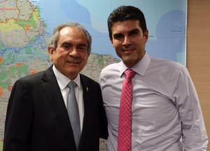Lira confirma vinda de Ministro para falar sobre transposição em Campina Grande