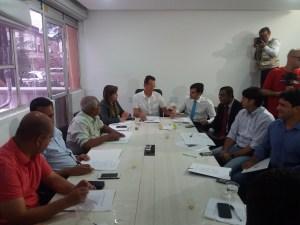 Câmara Municipal de JP incia trabalhos no próximo dia 7 com presença do prefeito