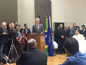 RC lembra Gervásio Maia, destaca garra e competência de Gervásio Filho