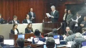 Durante discurso na AL, RC diz que PB foi o único estado a reduzir homicídio no Brasil