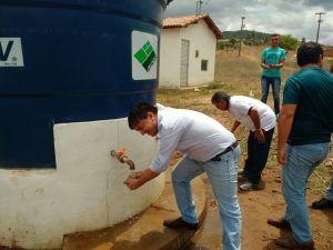 Foco na infraestrutura: Incra/PB constrói poços e leva água para assentamentos