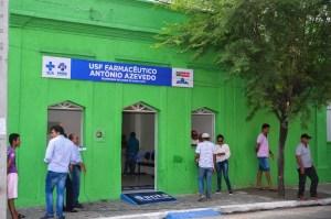 Prefeitura de Santa Rita reabre mais uma USF que vai beneficiar mais de mil famílias