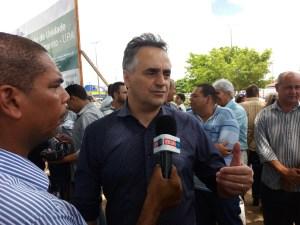 """Cartaxo rejeita ideia de divisão da base em blocos: """"Nosso líder cumpre bem seu papel"""""""