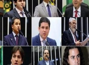 Confira como votaram os deputados federais da Paraíba no projeto de terceirização