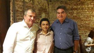 Conforme antecipado pelo blog, empresário comandará o PROS na Paraíba