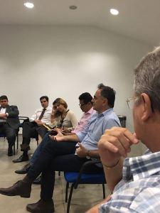 Cartaxo reafirma compromisso com vereadores e promete reunião mensal com bancada