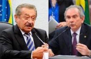 Lira chama atenção de Maranhão por chegar no PMDB e encontrar portas fechadas