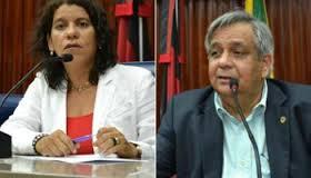 Conforme antecipado, DPL confirma Estela na CCJ e Edmilson no Orçamento