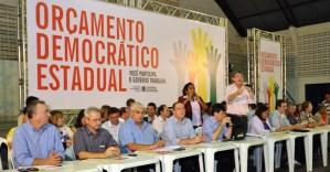 Ricardo lança calendário do Orçamento Democrático 2017 nesta sexta-feira