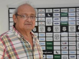 Governo do Estado lamenta falecimento do presidente do Treze Futebol Clube