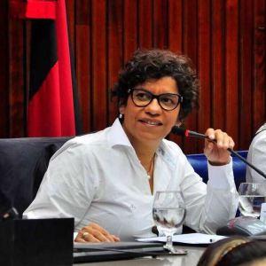 Estela mininiza desistência de Gervásio e diz que oposição está com imagem deteriorada na PB