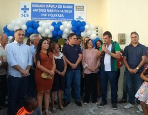 Sintonia: Cássio e Cartaxo participam da festa de emancipação de Riachão