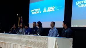 Cartaxo anuncia construção de 16 novos postos de saúde em João Pessoa