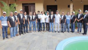 Romero Rodrigues recebe 11 prefeitos e várias lideranças em café da manhã em CG
