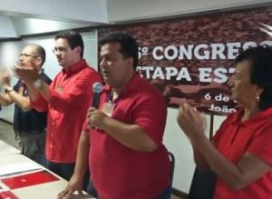 Juiz considera legal a eleição de Jackson Macedo presidente estadual do PT da Paraíba