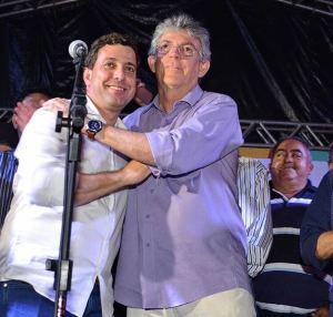 RC e Gervásio cumprem agenda de inaugurações  e afastam especulações sobre rompimento