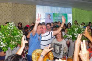 Gervásio participa de comemoração ao dia do aposentado em Brejo do Cruz