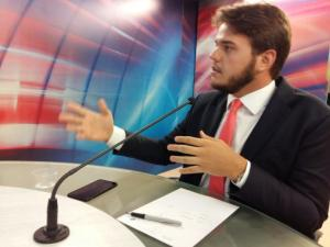 Bruno Cunha Lima admite deixar PSDB e destaca convite de vários partidos