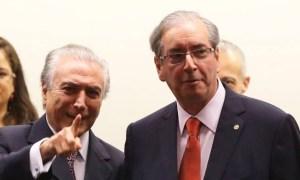Delação: Dono da JBS grava Temer dando aval para compra de silêncio de Cunha