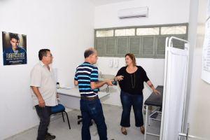 Conselho Regional de Medicina desinterdita mais cinco unidades de saúde em Santa Rita