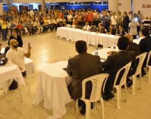 Faltam dois dias para a Câmara de João Pessoa chegar ao Valentina Figueiredo