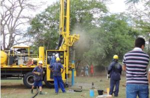 Governo do Estado realiza perfuração de poços na região do Cariri Paraibano