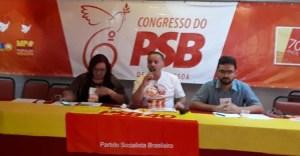 "Eleito presidente, Ronaldo Barbosa diz que PSB ""alavancará"" nome de Azevêdo"
