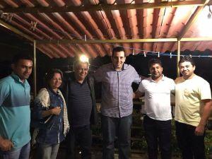 Câmara de Sapé: Arquimedes desiste de candidatura para apoiar reeleição de Johni Rocha