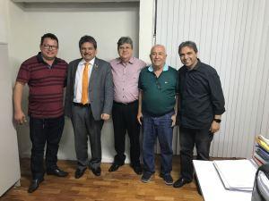 Estratégia: Galdino e Genival articulam apoio de lideranças para fortalecer nome de Azevedo