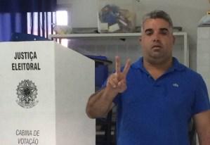 Recém-empossado, Carlão pode deixar CMJP para acomodar outro suplente