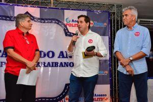 """Deputados são homenageados em evento """"Destaques do Ano no Esporte Paraibano"""""""