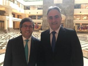 """Presidente do BID: """"Queremos fazer de João Pessoa exemplo para o Nordeste do Brasil"""""""