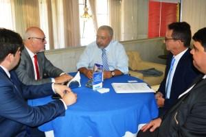 Presidente da CPI da Previdência se integra às comemorações da Câmara de JP