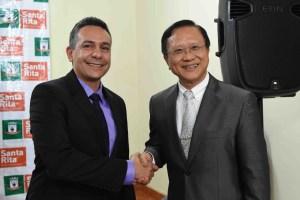 Embaixador da China promete parcerias com Prefeitura de Santa Rita