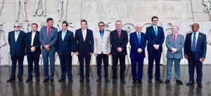 Gervásio é eleito vice-presidente do colegiado de presidentes das Assembleias do Nordeste