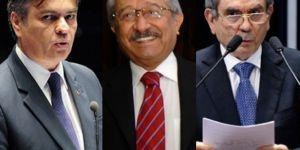Senadores paraibanos votam pelo não afastamento de Aécio Neves do Senado