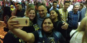 Ex-prefeito do Conde recepciona Cartaxo em visita ao município no sábado