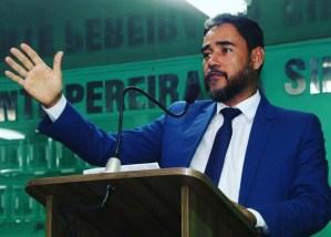 EXCLUSIVO: Vereador apresenta pedido de afastamento de Berg Lima nesta terça