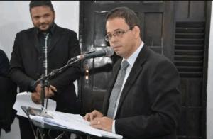 Secretária de Saúde de Bayeux entrega cargo ao prefeito interino Luiz Antônio