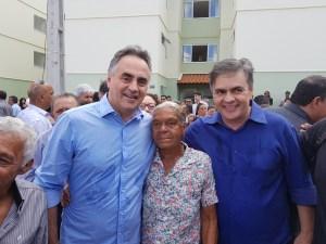 Ao lado de Cássio, Cartaxo ressalta fim do ciclo do PSB na Paraíba